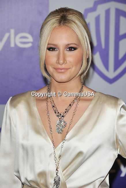Ashley Tisdale _374  -<br /> 2010 Golden Globes In Style Warner Party  at the Beverly Hilton Hotel In Los Angeles.