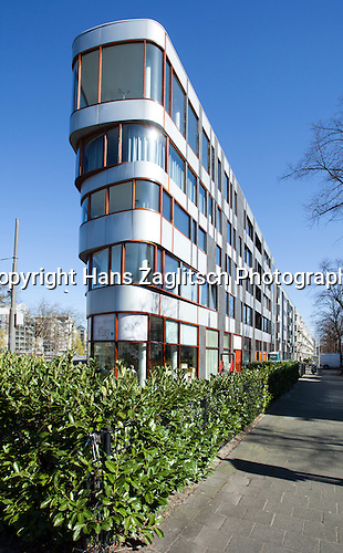 Tropenpunt, Mauritskade, Linnaeusstraat, Amsterdam