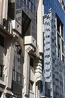 Afrique/Afrique du Nord/Maroc /Casablanca: les immeubles Art-Déco de l 'Avenue des Far