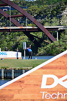Jon Rahm (ESP) hits his tee shot on 14 during round 4 of the World Golf Championships, Dell Technologies Match Play, Austin Country Club, Austin, Texas, USA. 3/25/2017.<br /> Picture: Golffile | Ken Murray<br /> <br /> <br /> All photo usage must carry mandatory copyright credit (&copy; Golffile | Ken Murray)