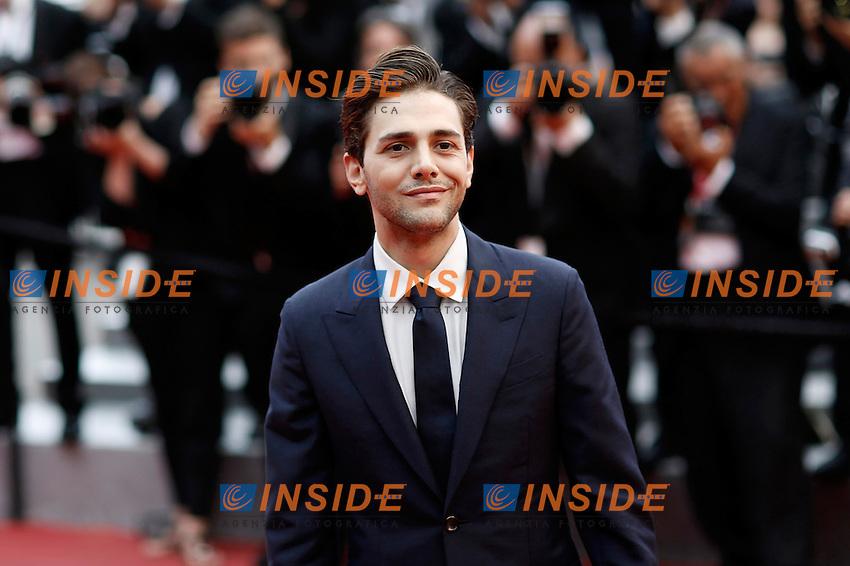 Xavier Dolan <br /> Festival del Cinema di Cannes 2016<br /> Foto Panoramic / Insidefoto