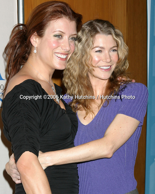 Kate Walsh.Ellen Pompeo.Grey's Anatomy .Museum of TV & Radio Paley Festival.Directors Guild of America.Los Angeles, CA.February 28, 2006.©2006 Kathy Hutchins / Hutchins Photo....