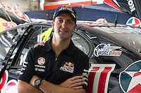 Jamie Whincup of Red Bull Racing Australia during the Clipsal 500, Event 01 of the 2015 Australian V8 Supercars Championship Series at the Adelaide Street Circuit, Adelaide, South Australia, February 26, 2015.<br /> &copy; Sport the library / Mark Horsburgh