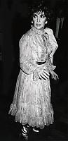 CelebrityArchaeology.com<br /> 1979 FILE PHOTO<br /> Gina Lollobrigida 1979<br /> Photo to By John Barrett-PHOTOlink.net / MediaPunch<br /> -----<br /> &mdash;&mdash;