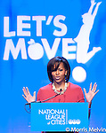 Michelle Obama - NLC Conference - Wash., DC