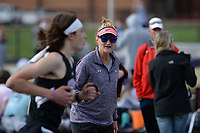 NWA Democrat-Gazette/ANDY SHUPE<br /> Friday, April 12, 2019, during the Bulldog Relays at Ramay Junior High School in Fayetteville. Visit nwadg.com/photos to see more photographs from the meet.