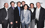 Ensemble Cast & Rupert Holmes attending the Broadway Opening Night Performance after party for 'The Mystery of Edwin Drood' at Studio 54 in New York City on 11/13/2012