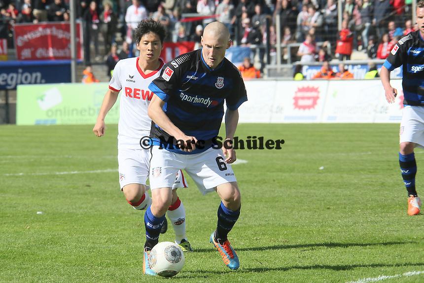 Joni Kauko (FSV) - FSV Frankfurt vs. 1. FC Koeln, Frankfurter Volksbank Stadion