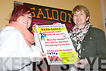 BARN DANCE: Laura and Geraldine Galway who are helping to organise a barn dance for the Ballyheigue Lifepack group on Saturday next.