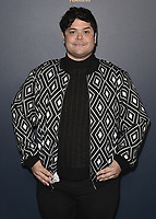 PASADENA, CA - FEBRUARY 4:  Harvey Guillen at the 2019 FX Networks Winter TCA Star Walk at The Langham Huntington Hotel and Spa on February 4, 2019 in Pasadena, California. (Photo by Scott Kirkland/FX/PictureGroup)