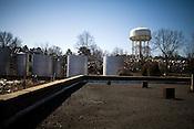 March 04, 2009. Durham, NC.. Photos of the Carolina Biofuels green oil campus in Durham.