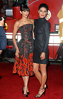 Nina Dobrev, Jessica Szohr at the premiere for &quot;Only The Brave&quot; at the Regency Village Theatre, Westwood. Los Angeles, USA 08 October  2017<br /> Picture: Paul Smith/Featureflash/SilverHub 0208 004 5359 sales@silverhubmedia.com