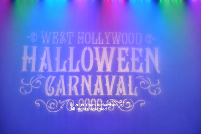 Halloween Festival - West Hollywood, CA