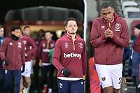 Javier Hernandez of West Ham United during West Ham United vs Liverpool, Premier League Football at The London Stadium on 4th February 2019