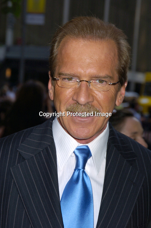 "Pat O'Brien ..at The US Premiere of ""War of the Worlds"" on June 23, 2005 at the Ziegfeld Theatre. ..Photo by Robin Platzer, Twin Images"