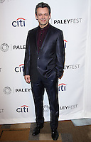 "HOLLYWOOD, LOS ANGELES, CA, USA - MARCH 24: Michael Sheen at the 2014 PaleyFest - ""Masters of Sex"" held at Dolby Theatre on March 24, 2014 in Hollywood, Los Angeles, California, United States. (Photo by Celebrity Monitor)"