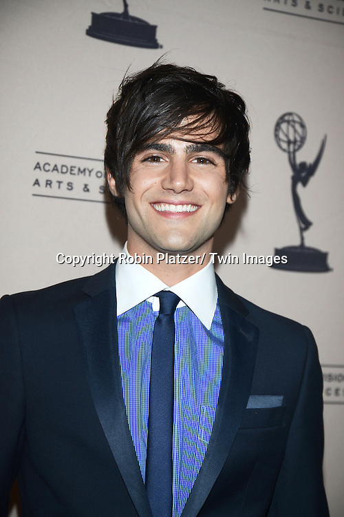 Max Ehrich attends the Academy Of Television Arts & Science Daytime Programming  Peer Group Celebration for the 40th Annual Daytime Emmy Awards Nominees party on June 13, 2013 at the Montage Beverly Hills in Beverly Hills, California.