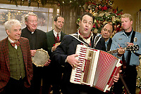 Christmas with the Kranks (2004) <br /> Dan Aykroyd, Cheech Marin, Austin Pendleton, Patrick Breen, Jake Busey &amp; Tom Poston  <br /> *Filmstill - Editorial Use Only*<br /> CAP/KFS<br /> Image supplied by Capital Pictures