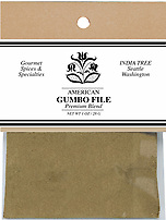 India Tree Gumbo File, India Tree Spice Blends