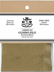 20590 Gumbo File, Caravan 1 oz, India Tree Storefront