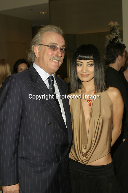 Roberto Coin  &amp; Bai Ling<br />