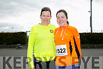 Ann Moynihan and Jessica Moynihan Kingdom Come 10 miler and 5k race at Castleisland on Sunday
