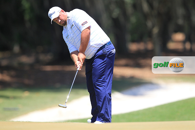 Brendon De Jonge (ZIM)  during the Third Round of The Players, TPC Sawgrass, Ponte Vedra Beach, Jacksonville.   Florida, USA. 14/05/2016.<br /> Picture: Golffile | Mark Davison<br /> <br /> <br /> All photo usage must carry mandatory copyright credit (&copy; Golffile | Mark Davison)