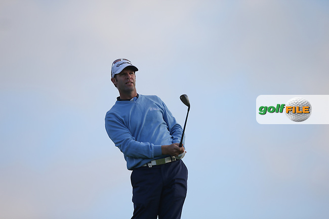 Bradley Dredge (WAL) leads the field by 4 shots after Round Two of the Made in Denmark 2014 Pro-Am from the Himmerland Golf & Spa Resort, Aalborg, Denmark. Picture:  David Lloyd / www.golffile.ie
