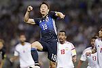 Takuma Asano (JPN), SEPTEMBER 1, 2016 - Football / Soccer :<br /> FIFA World Cup Russia 2018 Asian Qualifier<br /> Final Round Group B<br /> between Japan 1-2 United Arab Emirates<br /> at Saitama Stadium 2002, Saitama, Japan.<br /> (Photo by Yusuke Nakanishi/AFLO SPORT)