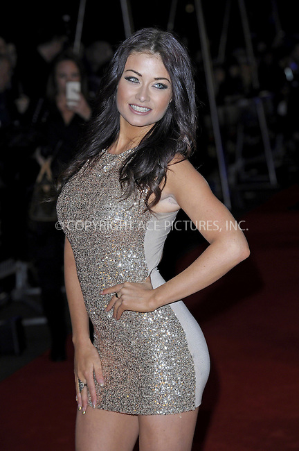 WWW.ACEPIXS.COM<br /> <br /> February 16 2015, New York City<br /> <br /> Jess Impiazzi at the world premiere of 'The Gunman' at the BFI Southbank on February 16 2015 in London<br /> <br /> By Line: Famous/ACE Pictures<br /> <br /> <br /> ACE Pictures, Inc.<br /> tel: 646 769 0430<br /> Email: info@acepixs.com<br /> www.acepixs.com