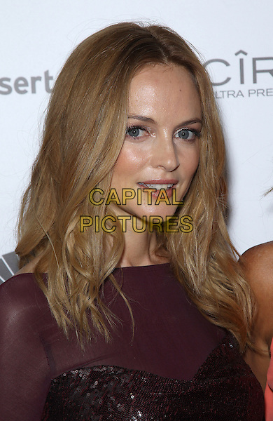 Heather Graham.Vegas Magazine celebrates its 10th anniversary with May cover model Heather Graham at The Mandarin Oriental Las Vegas,  Las Vegas, NV, USA, 9th May 2013...CAP/ADM/MJT.© MJT/AdMedia/Capital Pictures