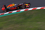 Daniel Ricciardo (AUS), <br /> OCTOBER 7, 2016 - F1 : Japanese Formula One Grand Prix <br /> at Suzuka Circuit in Suzuka, Japan. (Photo by Sho Tamura/AFLO SPORT) GERMANY OUT