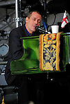 hugh laurie  performs on stage at the  Cornbury Festival the  Great Tew Park Oxfordshire  United Kingdom on June 30, 2012 United Kingdom Picture By: Brian Jordan / Retna Pictures.. ..-..