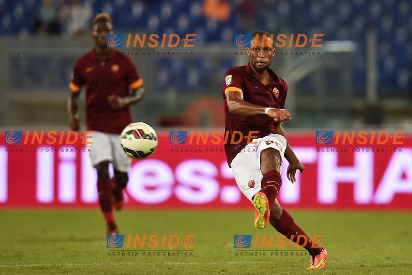 Seydou Keita Roma <br /> Roma 27-09-2014 Stadio Olimpico, Football Calcio Serie A AS Roma - Hellas Verona. Foto Andrea Staccioli / Insidefoto