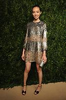 NEW YORK, NY - NOVEMBER 6: Fei Fei Sun at the 14th Annual CFDA Vogue Fashion Fund Gala at Weylin in Brooklyn, New York City on November 6, 2017. Credit: John Palmer/MediaPunch