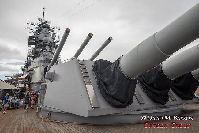 The USS Missouri, Pearl Harbor