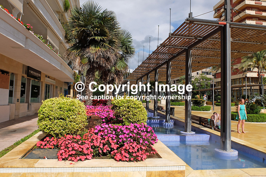 Avenida del Mar, Marbella, Spain, October, 2015, 201510131694<br />
