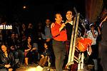 SOIREE DE SOUTIEN AU CIRQUE TZIGANE ROMANES..Alexandre Romanes..Lieu : Cirque Romanes..Ville : Paris..Le : 04 10 2010..© Laurent PAILLIER / photosdedanse.com..All Rights reserved