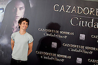 Robert Sheehan attends a photocall for 'The Mortal Instruments: City Of Bones' ('Cazadores de Sombras: Ciudad de Hueso') at Villamagna Hotel on August 22, 2013 in Madrid, Spain. (Alterphotos/Victor Blanco)