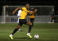 Nana Kyei of Maidstone United in action during Maidstone United vs Torquay United, Emirates FA Cup Football at the Gallagher Stadium on 9th November 2019