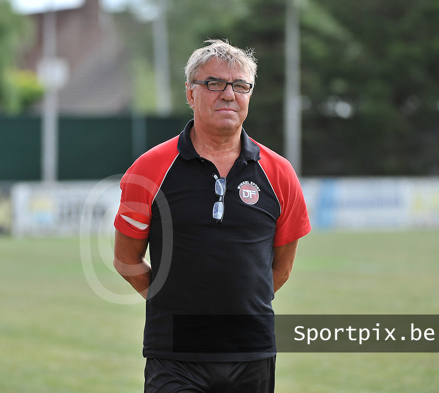 Winkel Sport : trainer Daniel Lavens<br /> foto VDB / Bart Vandenbroucke