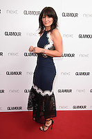 Davina McCall<br /> arrives for the Glamour Women of the Year Awards 2016, Berkley Square, London.<br /> <br /> <br /> &copy;Ash Knotek  D3130  07/06/2016