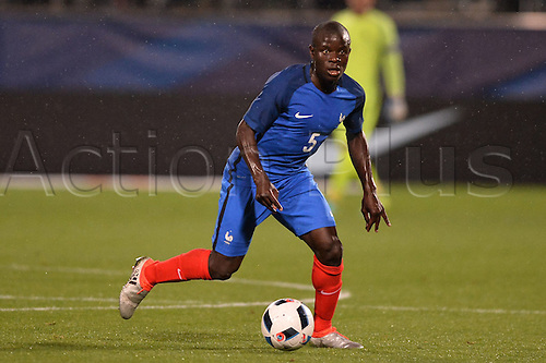 04.06.2016. Stade Saint Symphorien, Metz, France. International football freindly,France versus Scotland.  N GOLO KANTE