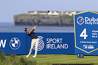 Danny Willett (ENG) tees off the 4th tee during Thursday's Round 1 of the Dubai Duty Free Irish Open 2019, held at Lahinch Golf Club, Lahinch, Ireland. 4th July 2019.<br /> Picture: Eoin Clarke | Golffile<br /> <br /> <br /> All photos usage must carry mandatory copyright credit (© Golffile | Eoin Clarke)