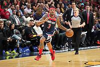 Bradley Beal (G, Washington Wizards, #3) - 22.01.2020: Miami Heat vs. Washington Wizards, American Airlines Arena