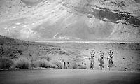 Telenet-Fidea riders training in Red Rock Canyon (NV) ahead of Cross Vegas 2014