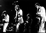 Eric Clapton 1973 Rainbow concert Ron Wood Eric Clapton Ric Grech Pete Townshend