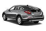 Car pictures of rear three quarter view of a 2015 Honda Crosstour EX 4 Door Hatchback Angular Rear