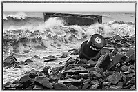 Buoy's Refuge in a Storm<br />