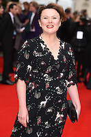 Monica Dolan<br /> arrives for the &quot;Eye in the Sky&quot; premiere at the Curzon Mayfair Cinema, London<br /> <br /> <br /> &copy;Ash Knotek  D3105 11/04/2016